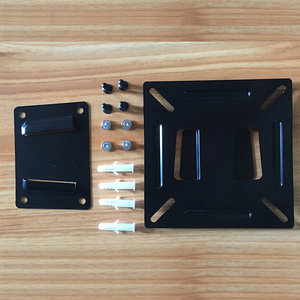 Image 4 - Universal TV Mount ติดตั้งคงที่แบนวงเล็บสำหรับ 14 26 นิ้ว LCD LED TV กรอบ VESA 75/100 LCD LED TV