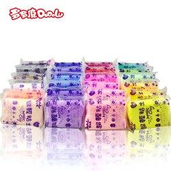 100g/tasche DIY Handwerk Weiche Polymer Modellierung Luft Trockenen Ton Plastilin Block Pädagogisches Spielzeug für Kinder Schaum Fimo polymer Ton Spielzeug