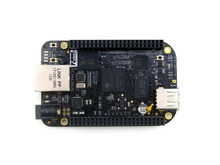 2 unids/lote BeagleBone Negro Rev C 1 GHz ARM Cortex-A8 512 MB DDR3L 4 GB eMMC Flash Linux BB Negro Tarjeta de Desarrollo Android