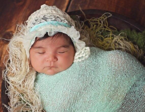 35*150 см стрейч вязать Обёрточная бумага новорожденных Подставки для фотографий для маленьких детей nubble район Обёрточная бумага S Средства у...