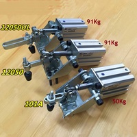 Pneumatic Air Cylinder Adjustable Hold Down Toggle Clamp