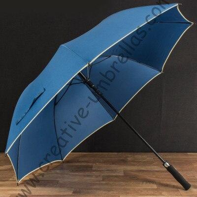 132cm Diameter 2 3 Persons Auto Open Fiberglass Windproof Canopy