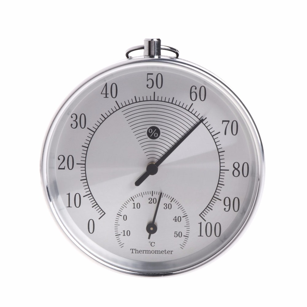 Mini indoor outdoor hygrometer humidity gauge thermometer temperature mete x  Fw