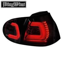 back light For vw golf 5 rear lights car taillight golf mk5 led rear lamp parking vw golf 5 taillights led car 2006 2007 2008