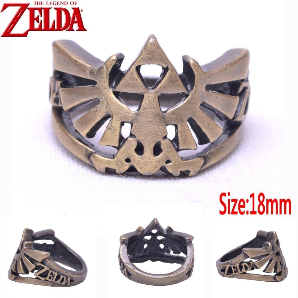 Legend of Zelda Breath of the Wild Keychain Keyring Cosplay Otaku Collection