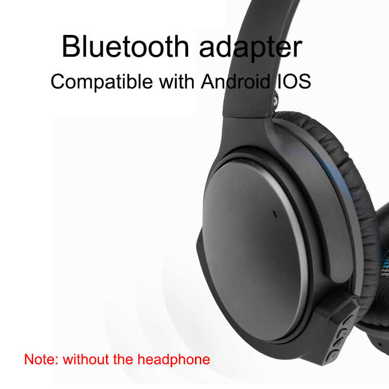 9bccc1c4f0b ... Newest Wireless Bluetooth Adapter for Bose QC25 for QuietComfort 25  Headphone Transmitter Adapters Receiver for IPhone ...