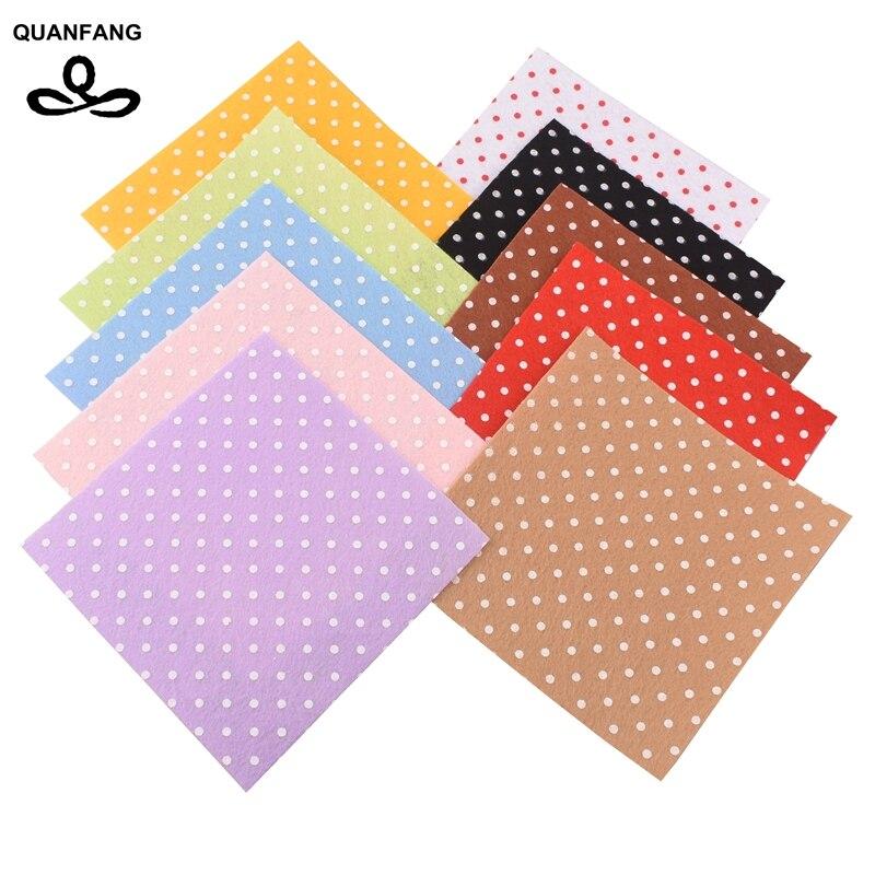 Netkaná textilie 1mm Tloušťka Polyester Plstěná domácí - Umění, řemesla a šití