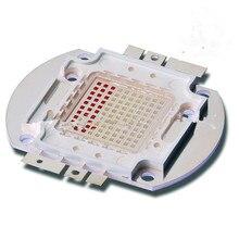 100 Вт высокой мощности RGB COB LED, 45mil чип