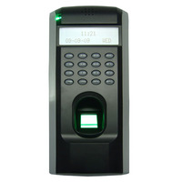 ZK F7 TCP IP or RS232 and RS485 Biometric Finger Print Door Access Controller ZK Teco F7 High Speed Time Recorder with software