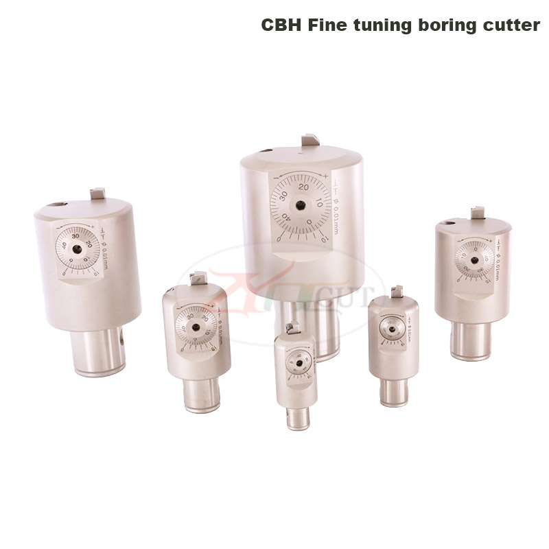 EMA20 25 32 40 52 68 100 CNC Fine tuning boring cutter Adjustable single edged precision boring cutter Hole cutting tool in Tool Holder from Tools
