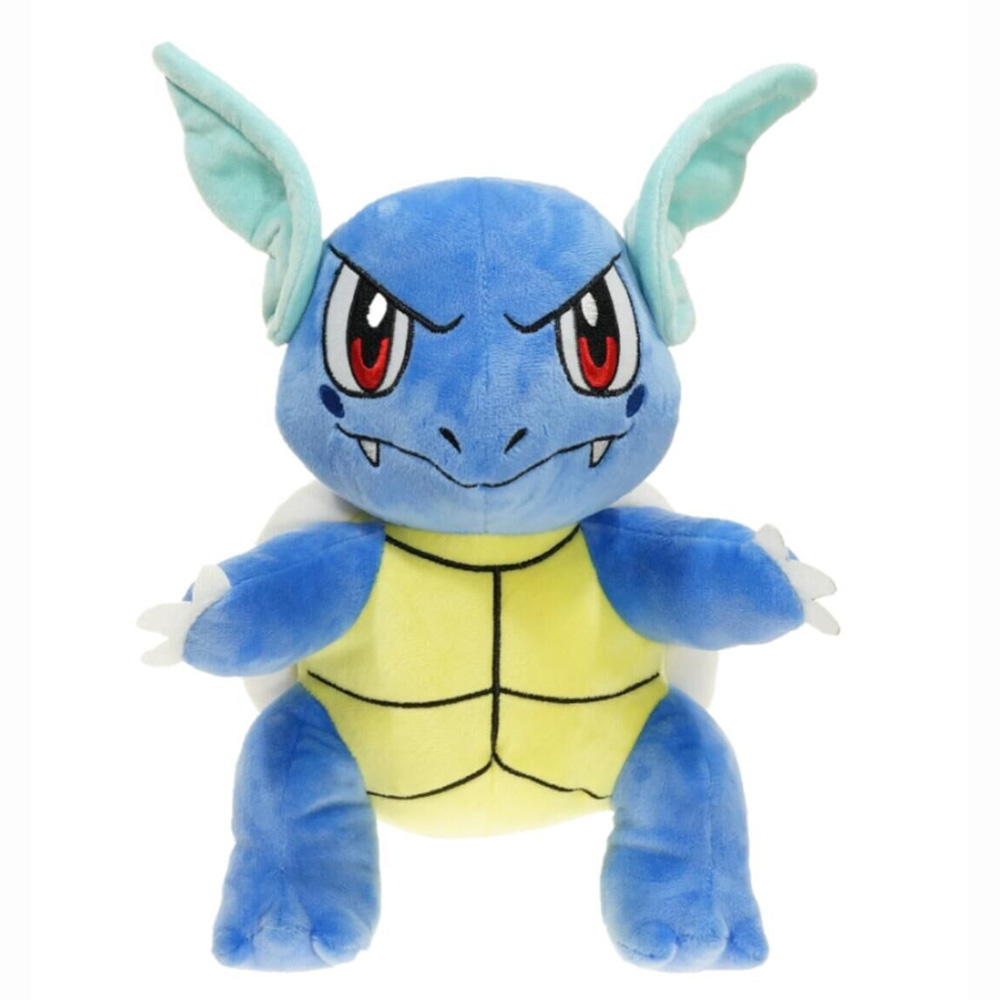 5 Lot Wartortle 12 Plush Doll Soft Animal The Best Gifts Toys For Kids Stuffed Toys