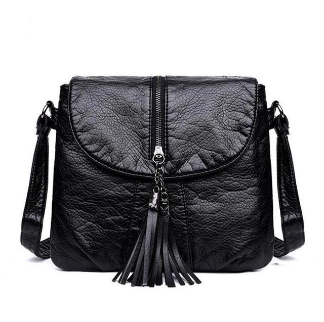 Soft Leather Women Bag...