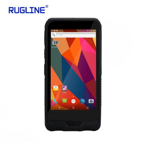 rugline 5 98 polegada computador movel bluetooth wi fi 1d 2d 4g let android 8