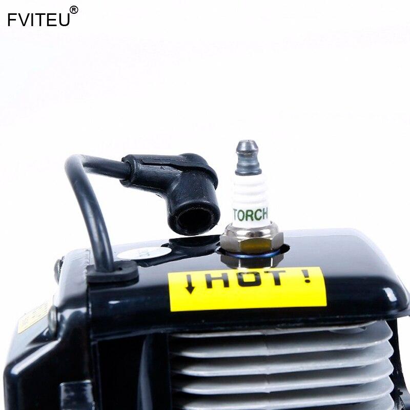 FVITEU 29cc 4 BOLT Motor met rui xing carb en china bougie fit 1/5 Schaal RC voertuigen HPI LOSI rovan KM - 4