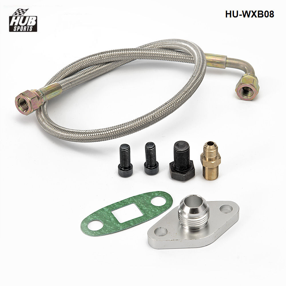 Online Shop Oil Feed Feeding Line Gasket Fitting Adapter Turbo Toyota Filter Extension Flange For Supra 1jzgte 2jzgte 1jz 2jz Hu Wxb08 Aliexpress Mobile