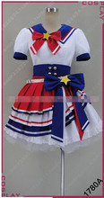 Hot Sell Custom Made Puripara Dorothy West Dress Cosplay Costume