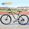 Alta calidad 27,5 pulgadas bicicletas de acero 30 velocidad de aluminio Marco de bicicleta de montaña de patín de Pedal hidráulico de los frenos de disco de bicicleta TROPIX