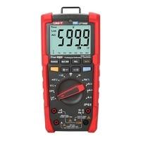 UNI T UT195E Industrial Waterproof multimeter IP65 Flashlight UT195E LoZ Voltage Measurement True RMS Digital Multimeter