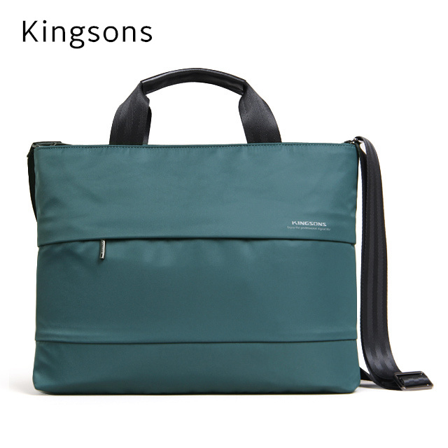 2018 New Brand Kingsons Messenger Bag For Laptop 13.3,15.4 inch, Handbag For Macbook Air Pro 13 inch, Free Drop Shipping 3035 free shipping new genuine 12 a1534 laptop a1527 battery for apple macbook air 12 inch a1527 battery a1534 2015 7 55v 40 28wh