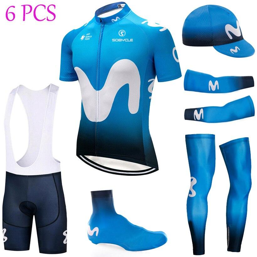 Полный набор 2019 синий M team pro Велосипеды Джерси 9D pad велосипед Шорты набор MTB Ropa Ciclismo QUICK Dry bi велосипеды Майо Culotte