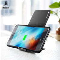 Baseus Wireless Charger Receiver Case For IPhone 7 7 Plus 8 8 Plus Thin Wireless Charger