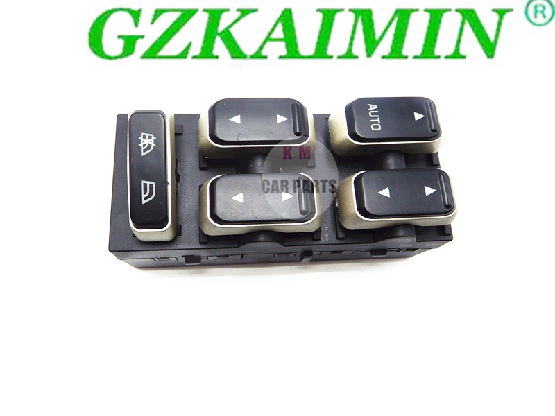 Pressure Sensor High Quality Hot Sell New Automatic Master Window Switch Oem 5w1z-14529-ba 5w1z14529ba For Lincoln Town Car 2003-2009 Pure Whiteness