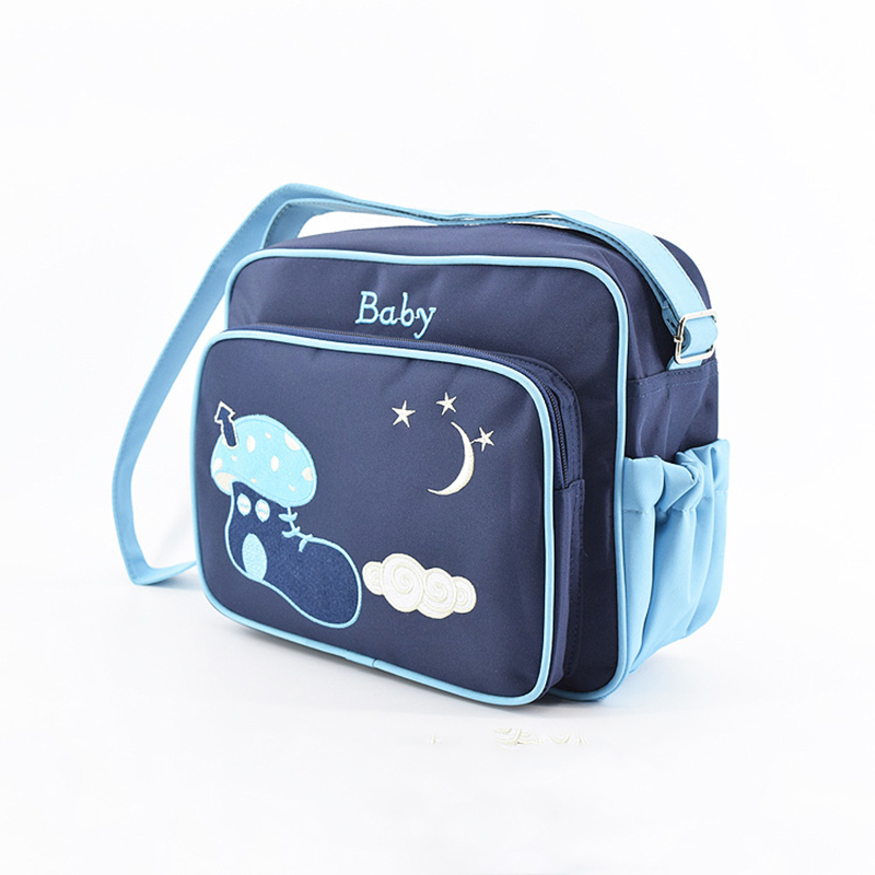 Maternity Bag Snails Style Diaper Nappy Bags Nursing Handbag For Mummy Travel  Large Capacity   Baby Boy Diaper Bags