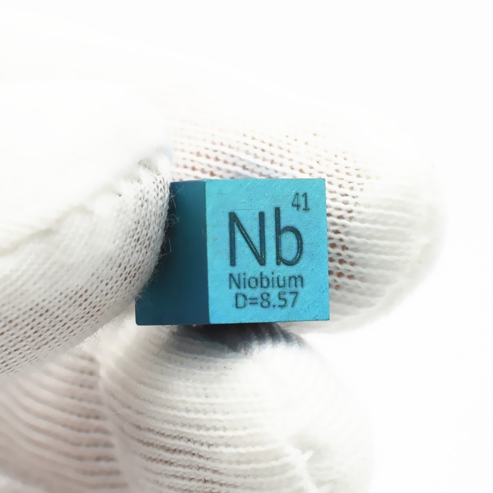 Metal Blue Niobium Light Cube 4 Element Collection Science Experiment 99.95% 3N5 10x10x10mm Colorful Nb Cube 4 Research ShiningMetal Blue Niobium Light Cube 4 Element Collection Science Experiment 99.95% 3N5 10x10x10mm Colorful Nb Cube 4 Research Shining