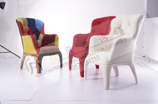Simple and stylish modern classic leisure chair single new design ...
