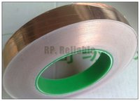 1x 20mm 30M 0 06mm Double Sided Conductive Copper Foil Tape For PC Screen Transformer EMI
