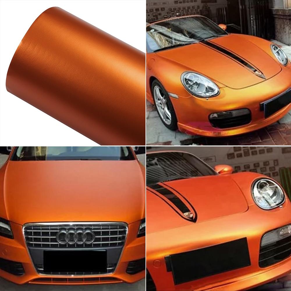 Car styling waterproof diy car sticker pvc vinyl wrap for Pvc car