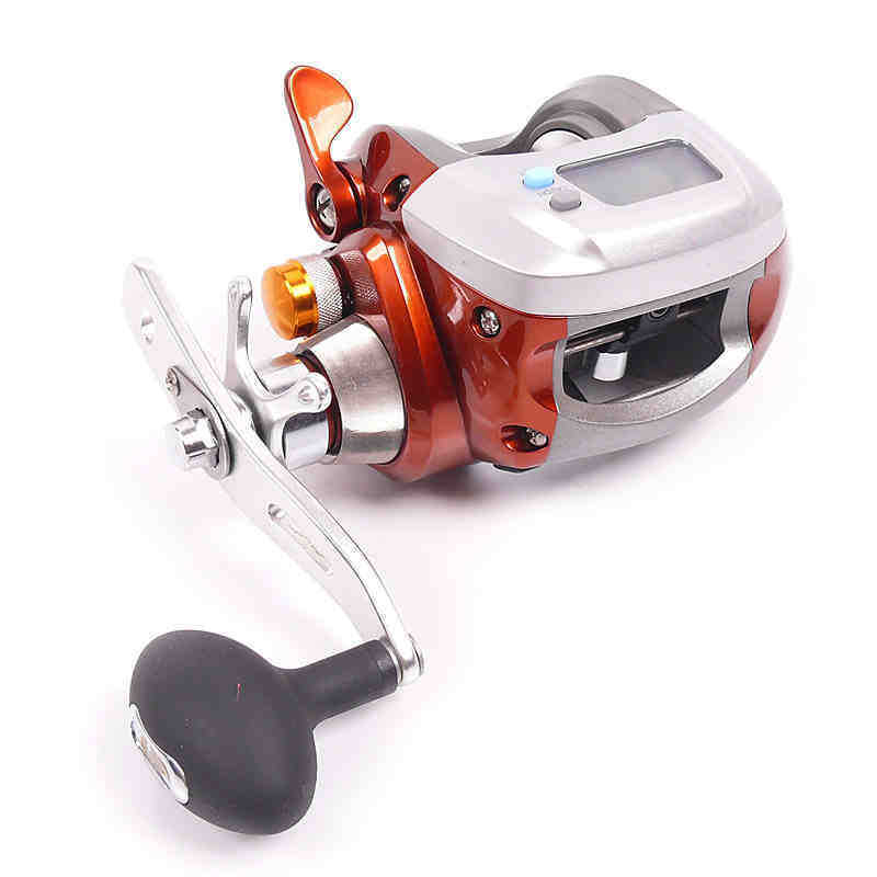 Ecooda ofb 3000 digital display fishing reel power 10kg for Digital fishing reel