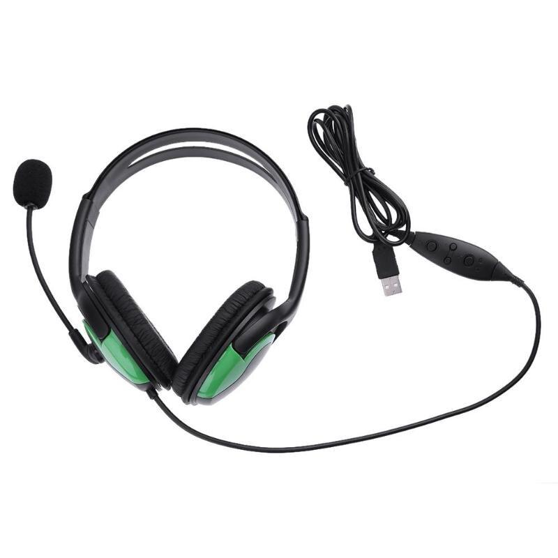 Gaming fejhallgató sztereó fejhallgató USB vezetékes sztereó ... 5e64febde7