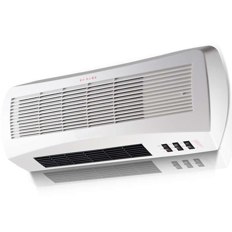 Multifunction Wall Mounted Heater Ptc Efficient Heating