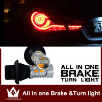 Subaru Impreza Forester Legacy Outback Xv Sti 2014 LED Bulb Reverse Backup Tail Break Stop Turn