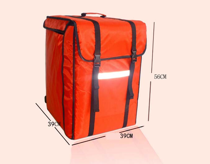 69L food package delivery pizza delivery bag pizza delivery bag Backpack insulation bag,fast food insulation package
