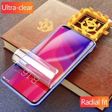 Screen Protector Hydrogel Film OPPO R17 R15 F9 F11 A9 A7X A5 A3S Find X Protective On Reno 10x zoom Realme 2 Pro