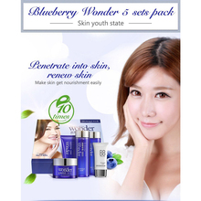BIOAQUA Wonder Blueberry Beauty Care Set