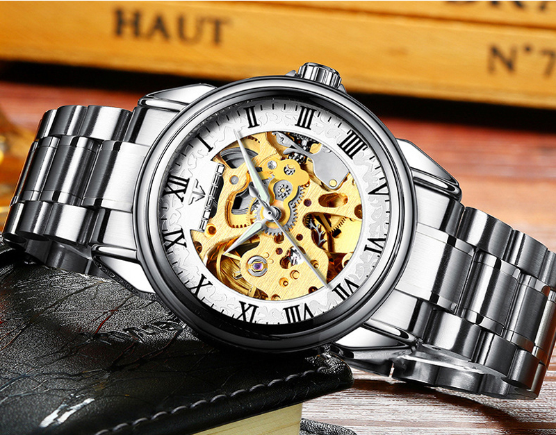 HTB1HgDKmMnH8KJjSspcq6z3QFXa7 - Men Watches Automatic Mechanical Watch Male Tourbillon Clock Gold Fashion Skeleton Watch Top Brand Wristwatch Relogio Masculino