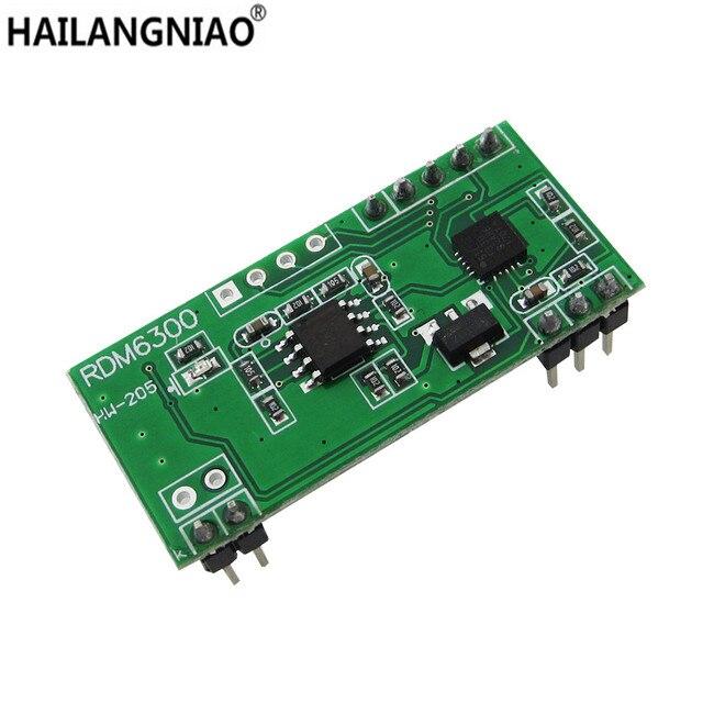 10PCS/lot 125Khz RFID Reader Module RDM6300 UART Output Access Control System 2