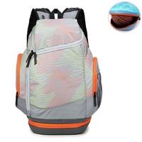 Large Basketball Bag For Sports Outdoor Basketball Back pack Bag For Men Fitness Travel Trainning Gym Hiking Mountain Backpack