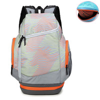 Large Basketball Bag For Sports Outdoor Basketball Backpack Bag For Men Fitness Travel Trainning Gym Hiking Mountain Backpack