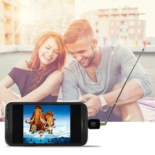 Top Deals USB DVB-T Smartphone HD TV Tuner Receiver for Android Tablet Stick Dongle