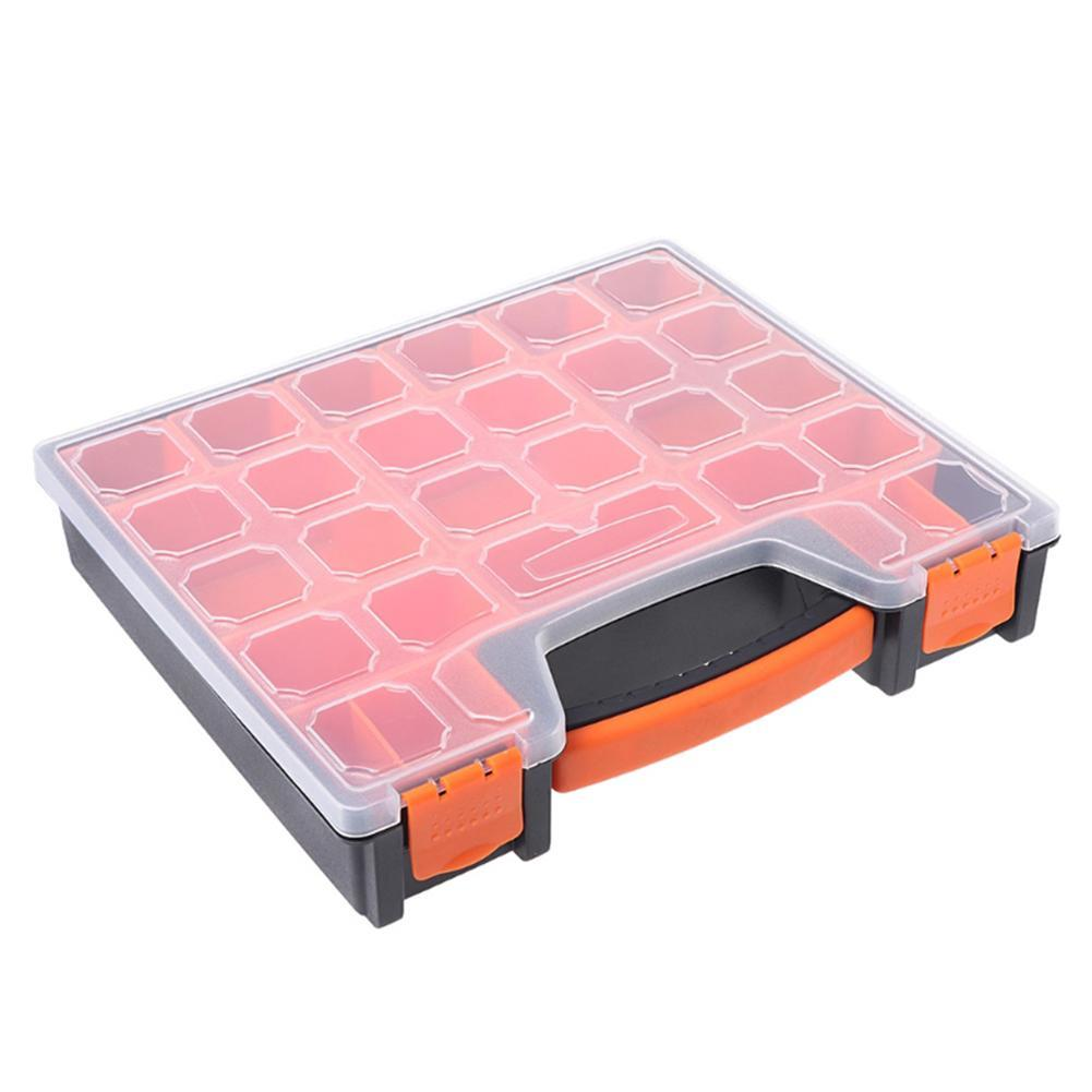 Tool Box BF-312 Portable Plastic Tool Parts Storage Box Suitcase Case Holder For Storage Tools Box