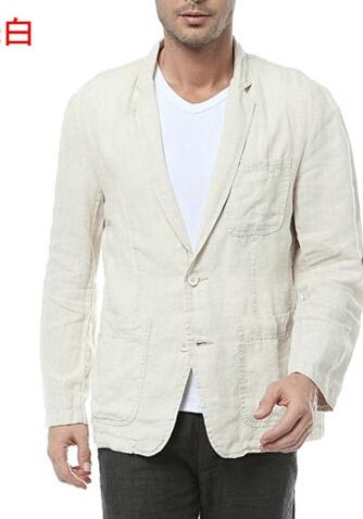 Único breasted solto jaqueta de homens slim fit blazer masculino ternos jaqueta blazers 2XL