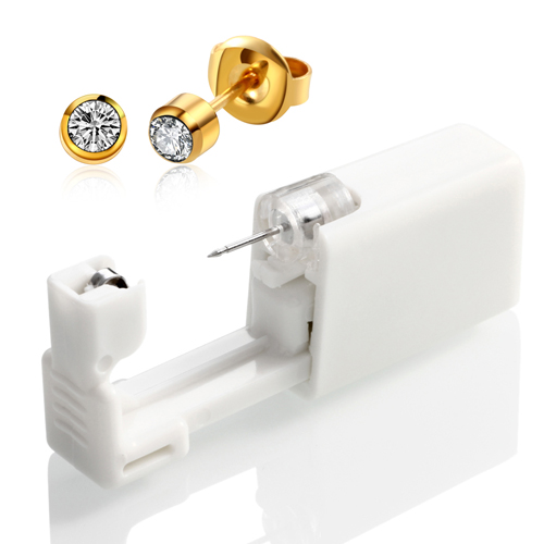 4mm Gold Clear