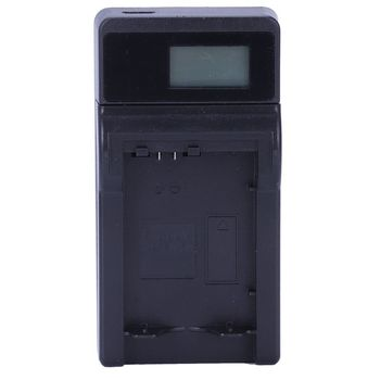 Battery charger for Sony NP-FW50,Compatible with Sony Alpha NEX-5, NEX-3, NEX-C3, NEX-7, Alpha A55, Alpha A33 фото