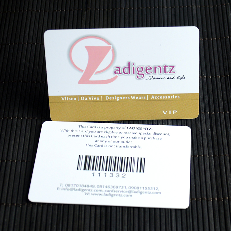 Factory custom pvc plastic vip discount cards-in Business Cards from ...