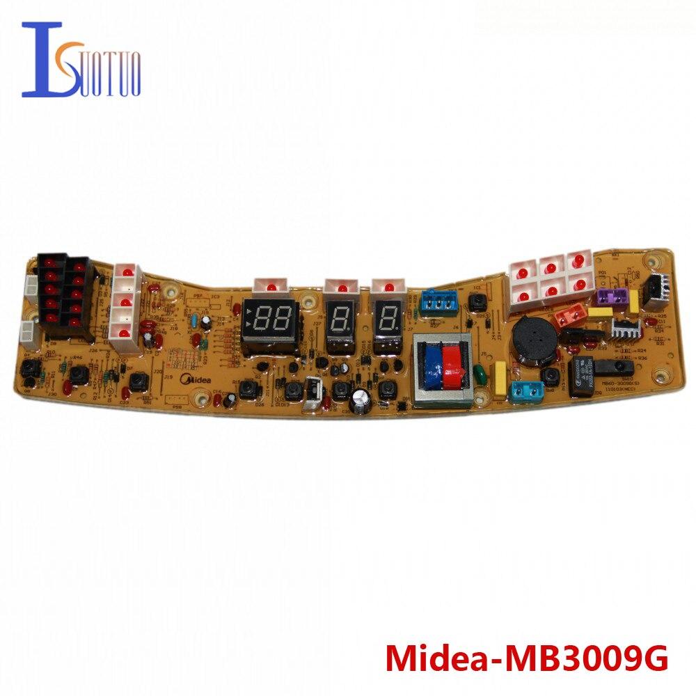 Midea lavatrice di marca nuovo computer di bordo MB3009G MB60-3009G (S) MB62-3009GMidea lavatrice di marca nuovo computer di bordo MB3009G MB60-3009G (S) MB62-3009G