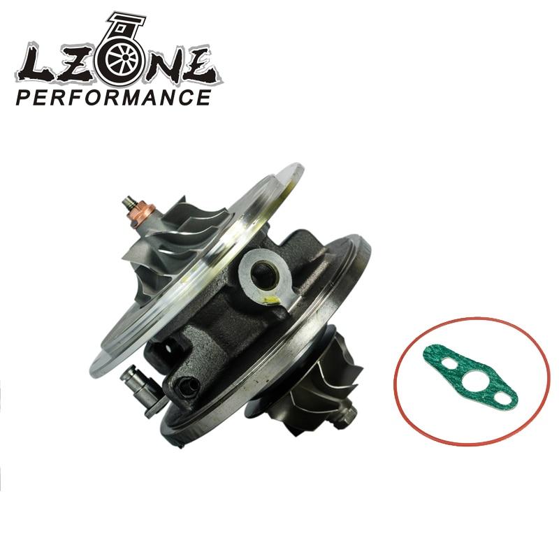 LZONE - GT1749V 708639 708639-5010S Turbocharger cartridge CHRA for Renault Megane II Laguna II Scenic II Espace 1.9 dCi F9Q turbolader for renault laguna ii 1 9dci gt1749v 708639 708639 5010s turbo turbocharger cartridge core chra